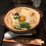 冨美家 - 冨美家鍋 670円
