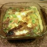 63876721 - 明太子と卵のオーブン焼き