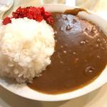 喫茶 田川 - カレー(中) 600円