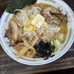 チャーシュー専門店 チャーシュー力 - 豚さそり固めブッチャー(味噌)1000円