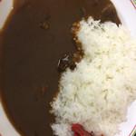 麺処 松福 - カレーライス 500円