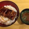 宇奈とと - 料理写真:鰻丼☆★★☆赤出汁