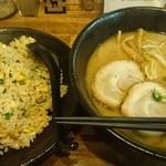 屋久島ラーメン ナブラ - 料理写真: