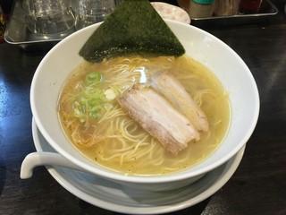 麺屋一龍 - 塩らーめん(750円)