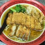 63887186 - ボリューム排骨麺