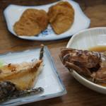 しみず食堂 - 料理写真:今回は、メッチャ豪華なモーニングになりましたよ♪(2017.3.13)
