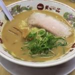天下一品 - こってり(普通麺)