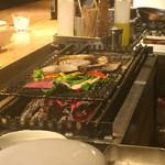 炉端NUMBER SHOT - 銀ヒラスと糸島野菜