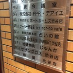 KURAND SAKE MARKET - お店の入り口の看板です