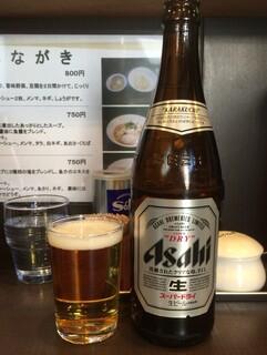 麺屋りゅう - ビール