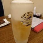 和創・割烹 源 - おビール