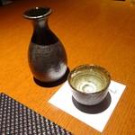 寿司 さ々木 - お酒