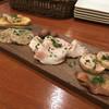 サンパティーク - 料理写真:自家製ハム盛り合わせ