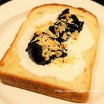ニコタマ デイズ カフェ - ・ギリシャヨーグルト&ジャムトースト