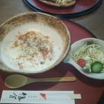 太郎茶屋 鎌倉 - きのこのクリームドリア