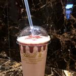 リンツ ショコラ カフェ - アイスチョコレートドリンク ミルク