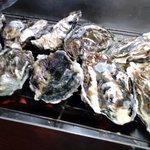 6390137 - 圧巻の焼き牡蠣たち