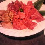 6390221 - お肉たちです。色々頂きました^^