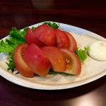 せきとり - 夏のトマトは、