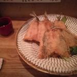 五蔵六富 - アジフライ
