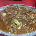 天津 - レバーと長ねぎのうま煮
