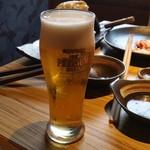 てんくう - 生ビール