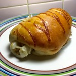 むぎの香 - 料理写真:ちくわパン 150円