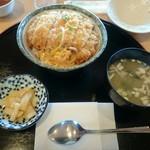 ダイニング福八 - カツ丼