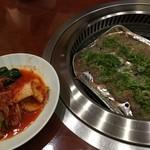 焼肉平壌亭 - 料理写真: