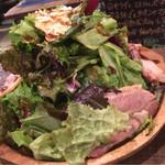 ハガレ - ベーコンともりもり野菜のサラダ