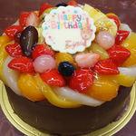 菓樹工房 ユーカリプティース - チョコクリームバージョンもあります。