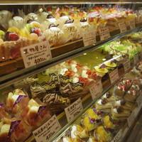菓樹工房 ユーカリプティース - ケーキは色んな種類がありますよ。