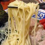 にんにくや - 麺