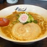 麺や 紡 - 熟成らーめん(600円)