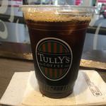 タリーズ コーヒー - アイスコーヒーショート320円