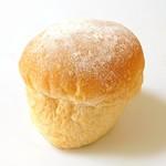 手ごね まめぱん屋 - 自家製クリームパン   150円
