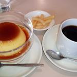アミー - プリンとコーヒー