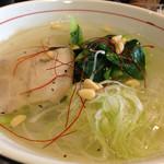 外灘紅緑灯 - 点心ランチ(1,000円)の米麺