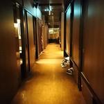 名古屋コーチン専門居酒屋 鳥銀邸 はなれ - 全部個室(たぶん)