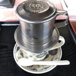 カネサ珈琲 - ドリンク写真:ベトナムコーヒー