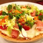 大阪新阪急ホテル - サラダタルト