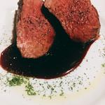 コポリ - 牛ランプステーキ