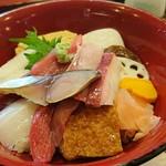加茂寿司 - とのさまちらし