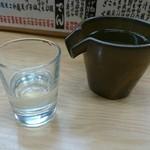 初かすみ酒房 - んー(^o^;)なんやっけ?