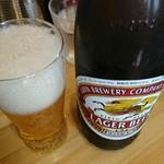 莢 - キリンラガービール
