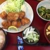 旬食健美  田しろ - 料理写真:日替わりランチ この日はイタヤ貝フライでした。 イワシフライ、イワシの磯辺揚げの時もあります。