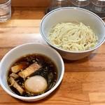 63933049 - 味玉醤油つけ麺