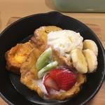 カフェ ティユール - フレンチトースト ニューバージョン