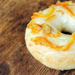AFFIDAMENTO BAGEL - ココナッツホワイトチョコレート―オレンジピール―
