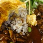 縁 - ご飯は雑穀米